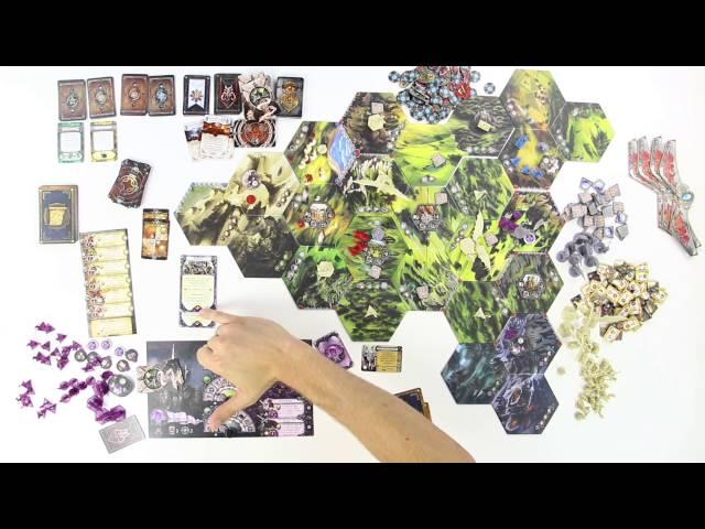 Gry planszowe uWookiego - YouTube - embed hKxMToiSYhk