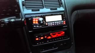 Alpine 7998 * ERA G320 Sound processor