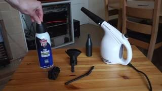 Review - CompuCleaner Electric Air Duster