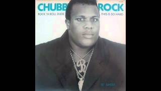 CHUBB ROCK & DOMINO Rock'N'Roll Dude 1987