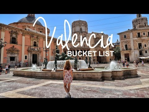 The Valencia, Spain bucket list: 10 things to visit and experience