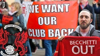 Leyton Orient: The Club That Nearly Died!