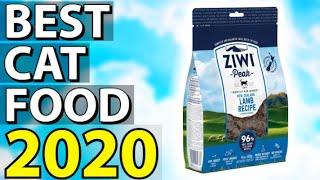 ✅ TOP 5: Best Cat Food 2020