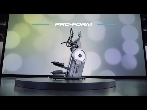 ProForm Cardio HIIT Elliptical Cross Trainer - Presentation