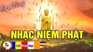 Nhạc Niệm Phật Rất Hay Nam Mô A Di Đà Phật Bản Mới - Tối Nghe Nhẹ Lòng Ngủ Ngon Tiêu Tan Phiền Muội