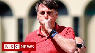 Coronavirus: Brazils President Bolsonaro Tests Positive - BBC News