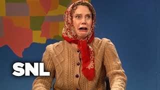 Weekend Update: Olya Povlatsky on the Sochi Olympics - SNL