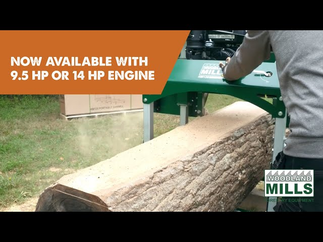 HM126 Woodlander™ XL Image 1