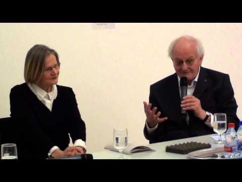 Kortárs és szakrális? Lovas Ilona és Jelenits István – Asztali beszélgetések,  1. rész, Ludwig Múzeum, 2014