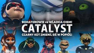 PRZEDOSTATNI ODCINEK SEZONU 2! | 🐞 Dzień Bohaterów Cz.1 - Catalyst 🐞 | Miraculum: Odc - 24