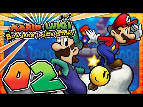 Mario And Luigi Rpg 3 Walkthrough Mario And Luigi