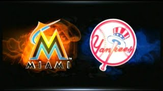 MLB THE SHOW 15_YANKEES AT MARLINS (2018) GM # 67 (NL)