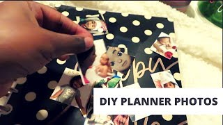 How To:   Print Photos For You Happy Planner