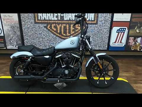 2020 Harley-Davidson Sportster XL883 Iron 883