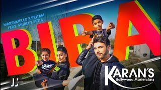 BIBA | Marshmello x Pritam | Karan Pangali choreography | Shirley Setia & Shahrukh Khan |
