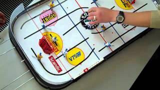 Stiga Tisch-Eishockey - Ahnert vs. Koroll 1/2