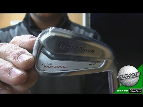 Taylormade Tour Preferred MC Irons 2014