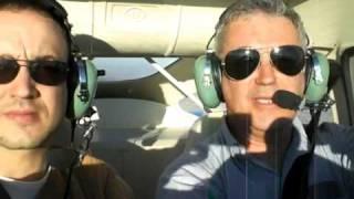 preview picture of video 'Volando Ultraligero en Marugan'