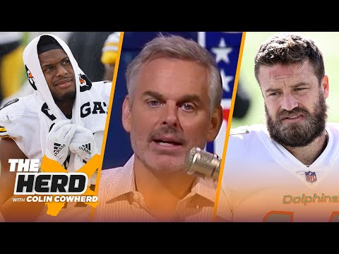 Colin Cowherd makes his NFL predictions after Week 1 of Free Agency | NFL | THE HERD