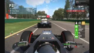 AdiGhe vs. Furkan Özcan - Australia 5-lap race