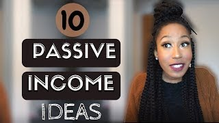 10 Passive Income Ideas   Make Money While your Sleep