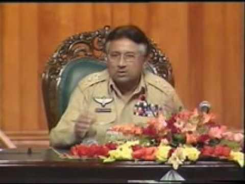 (2/3) Challenging Questions to Sadar Pervaiz Musharraf