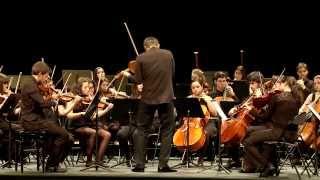 Mozart モーツァルト -Concierto para violín No. 3 (OJSG. Roberto González, violín) Tercer movimiento