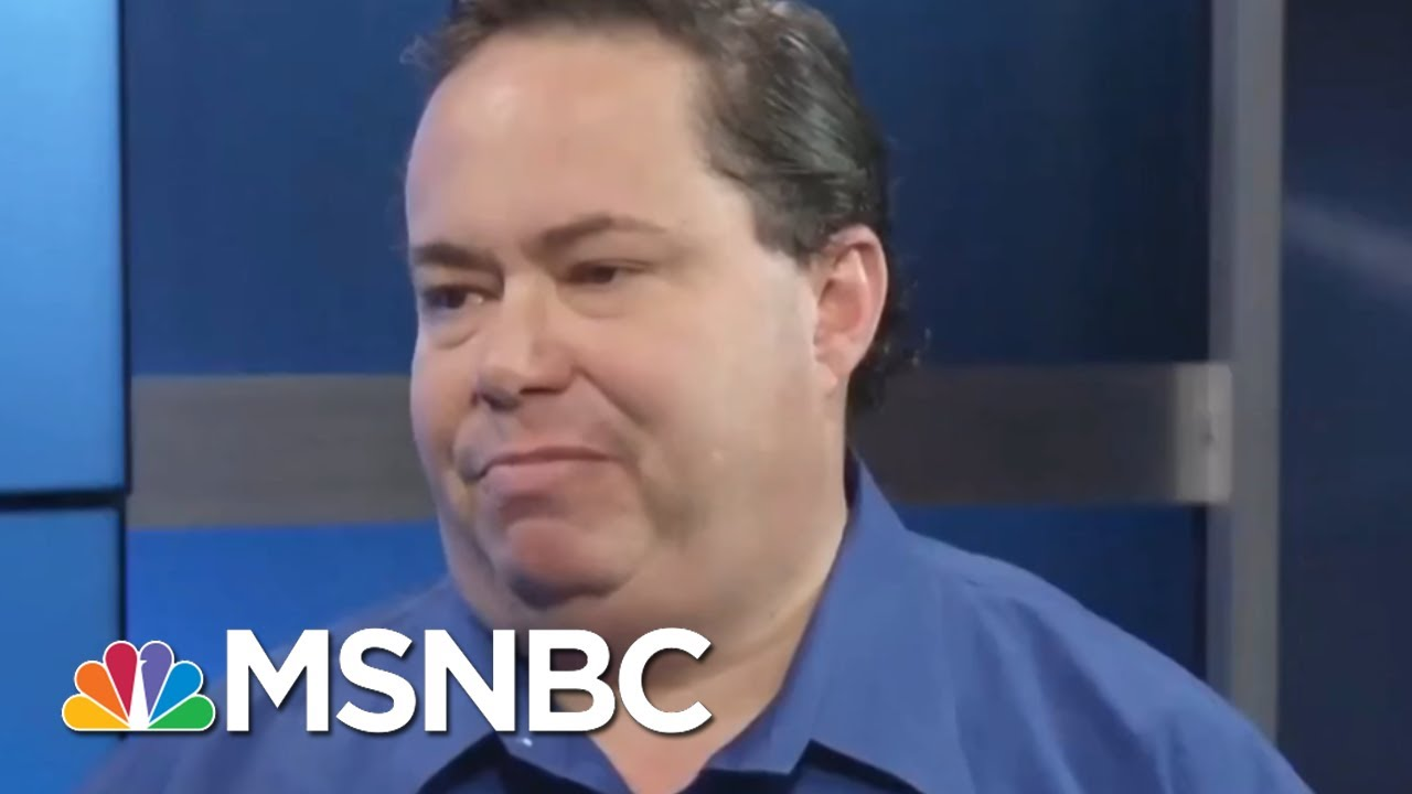 Disgraced Former Representative Blake Farenthold Gets Hired As A Lobbyist   All In   MSNBC thumbnail
