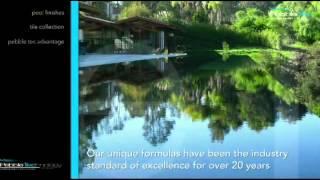 preview picture of video 'Pebble Tec Pool Resurfacing Eleuthera, Bahamas 954 482 7665'
