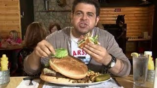 The Absolute Worst Challenges On Man V Food