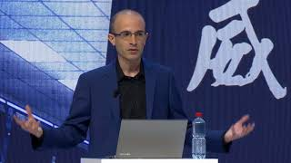 Will the Future Be Human? - Yuval Noah Harari