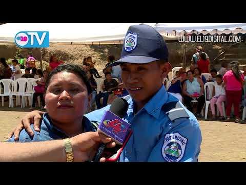 Más de 400 oficiales se integran a la Policía Nacional