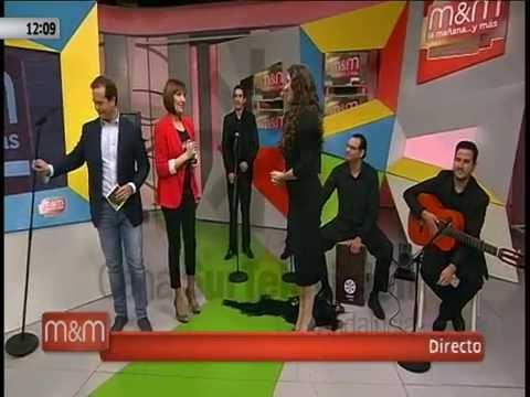 """Argentina presenta """"Sinergia"""" en La Mañana y Más / Canal Sur TV"""