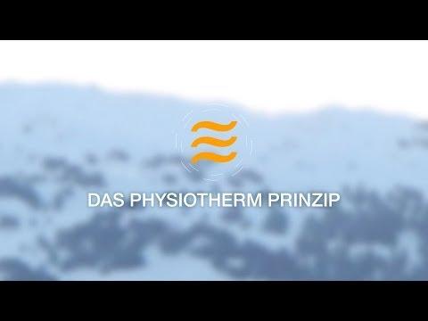 Physiotherm Infrarotwärme. Gesundheit & Wohlbefinden