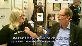 VoF Bokmässan 2017 – Clas Svahn del 1