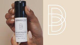 Dermablend Insta-Grip Jelly Primer Video