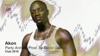 Akon - Party Animal (Prod. by David Guetta 2010)