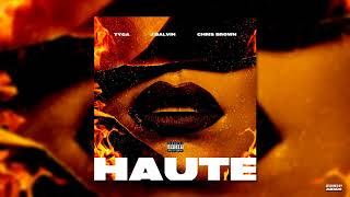 Tyga   Haute Ft. J Balvin, Chris Brown (Official Audio)