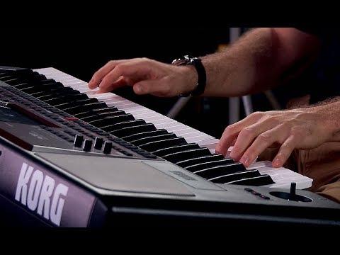 Korg Pa700 Arranger Keyboard | Kraft Music | Reverb