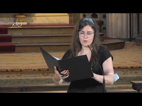 Vêpres du 12 juin 2021 à Saint-Germain-l'Auxerrois