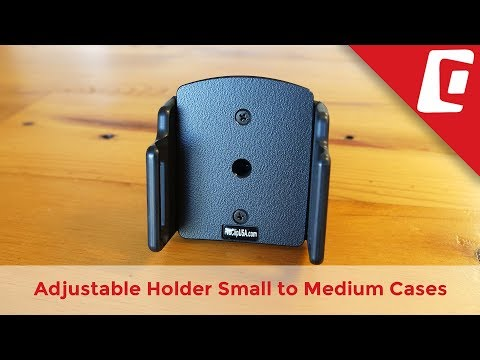 Play Video: Medium Universal Adjustable ProClip Holder T1