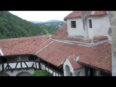 720p Замок Бран.