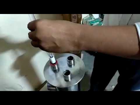 STP UV Disinfection System