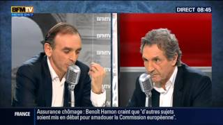 Bourdin Direct : Éric Zemmour   1310