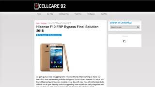 Hisense f22 frp solution - Free video search site - Findclip Net