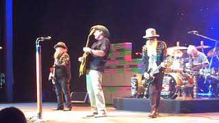 ZZ Top feat. Uncle Ted