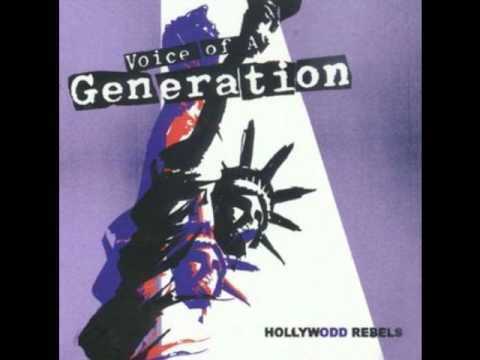 Voice Of A Generation - Odd Generations Back