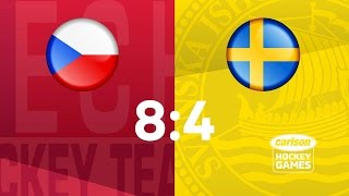 Češi To Znovu Otočili. Prohlédněte Si Všechny Góly Vítězné Bitvy Nad Švédy