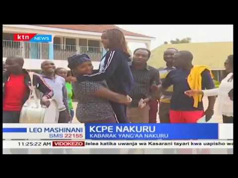 Annet Chebore ndiye mwanafunzi bora katika county ya Nakuru