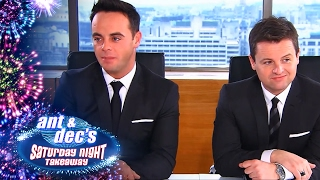 The New Little Ant & Dec Are Chosen - Saturday Night Takeaway